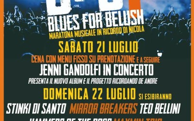 BLUES FOR BELUSH
